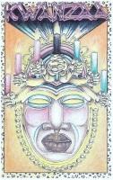 Kwanzaa mask, by ©Heshima Denham
